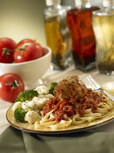 diet to go pasta