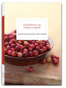 dietsinreview holiday cookbook