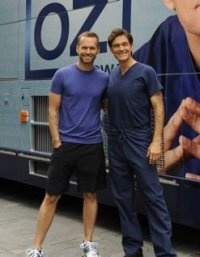 dr oz and bob harper
