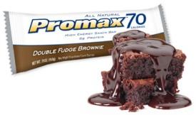 promax 70 calorie bars