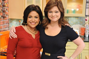 valerie and rachael ray