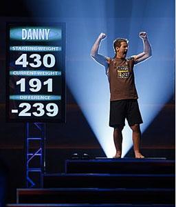 danny cahill biggest loser winner