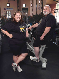 darrell and andrea biggest loser