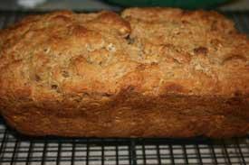 healthy bread Whole Grain Maple Oatmeal recipe