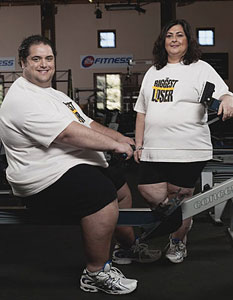 michael and maria biggest loser