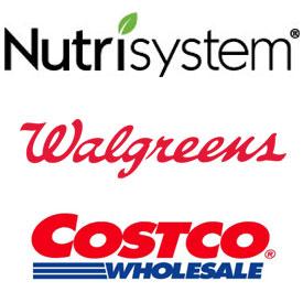 nutrisystem walgreens costco