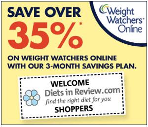 Weight Watchers Specials