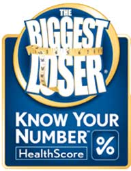 biggest loser know your number healthscore