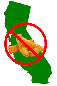 california bans trans fat