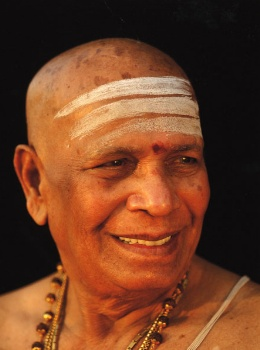 Ashtanga Yoga guru Sri K. Pattabhi Jois