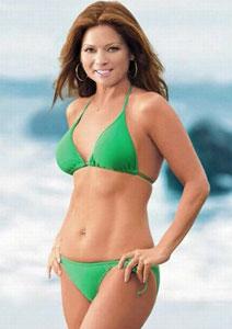 valerie bertinelli bikini
