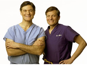 dr. oz and michael roizen