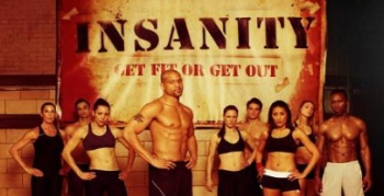 insanity workout blog