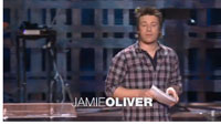 Jamie Oliver's TED Speech on Childhood Obesity