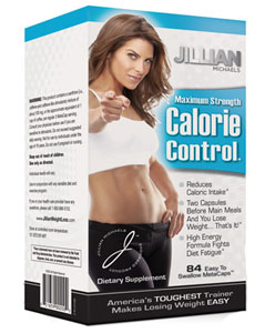 jillian michaels calorie control