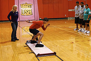 jr celski biggest loser slideboard