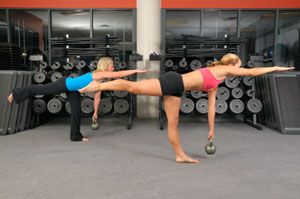 kettlebells for women