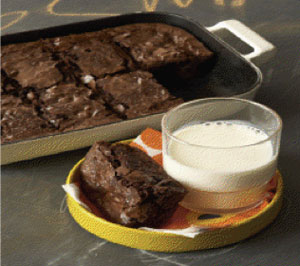 brownies and fudge made with stevia or splenda essentials
