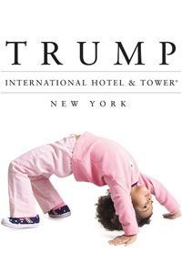 trump kids fitness