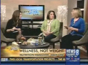 Mom Tackles Wellness, Not Weight