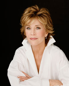 Jane Fonda Fresh Faces of Fitness