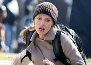 Angelina Jolie's Salt Workout Secrets