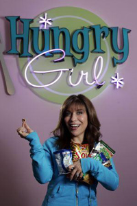 Hungry Girl Lisa Lillien on practical dieting.
