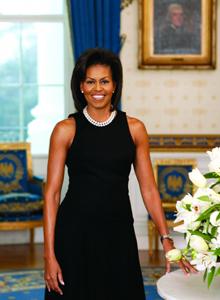 Michelle Obama's Anti-Obesity Campaign