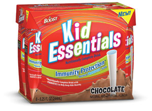 Nestle to drop false ad claims about Kid Essentials drink