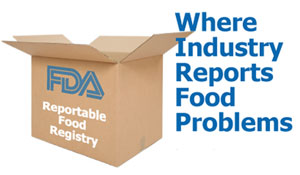 FDA Site Help Protect Consumers
