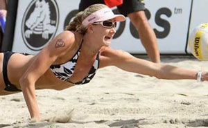 Kerri Walsh Workout