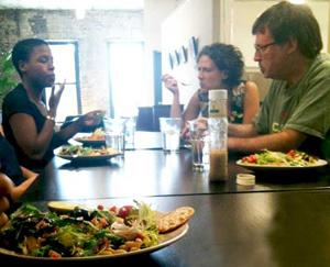 Office Tip: Salad Potluck
