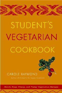Vegetarian Cookbooks for College Students
