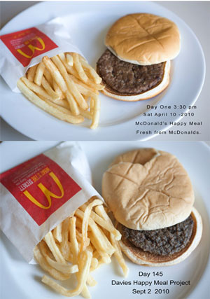 The Happy Meal Project: Day 1 to 145