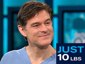 Just 10 Pounds Weight Loss Challenge With Dr Oz