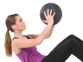 Use Isometric Core Exercises to Avoid Back and Neck Strain