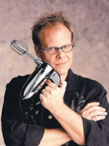 Chef and Food Network Star Alton Brown