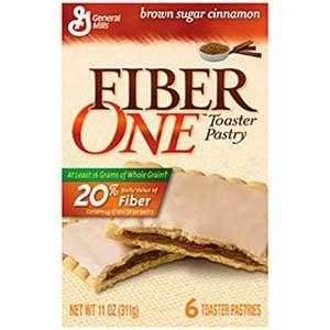 Fiber-Fortified Food