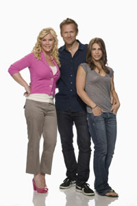Alison, Bob and Jillian