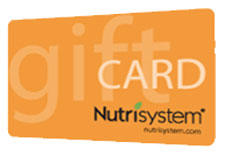 NutriSystem Gift Cards Make Gift Giving Healthy and Simple