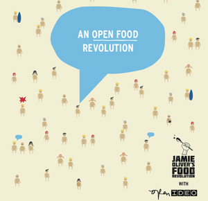 An Open Food Revolution Cover