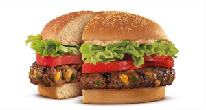 Burger king sandwich