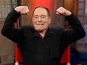 Fitness Expert Jack LaLanne