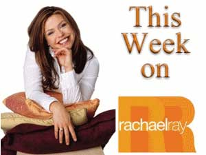 Talk show host Rachel Ray