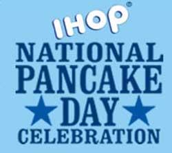 National Pancake Celebration