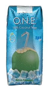 ONE Coconut Water Box