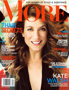Kate Walsh More Cover
