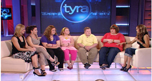 Obese Children and Their Parents on Tyra