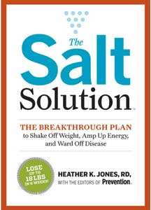The Salt Solution Book Cover