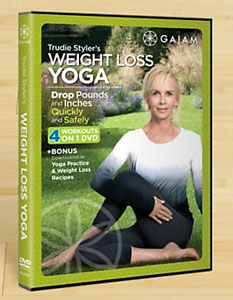 Trudie Styler Weight Loss Yoga DVD